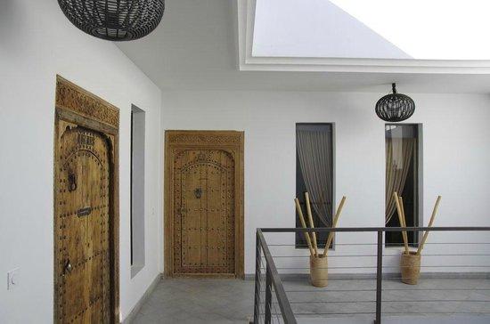 Riad Kasbah 117 Marrakech : 1er étage
