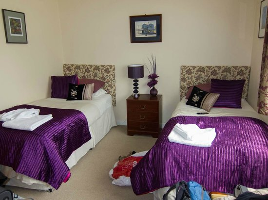 Caledonian Cottage Bed and Breakfast: Zimmer