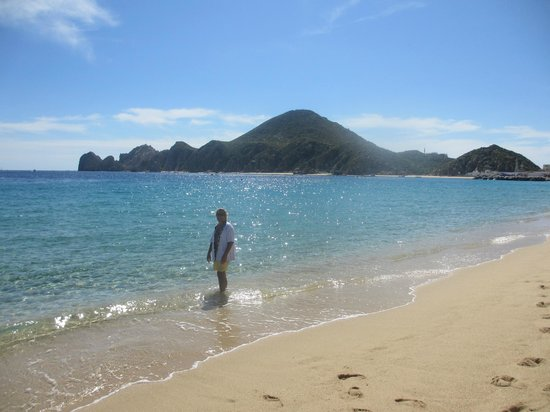 Medano Beach: Sea of Cortez