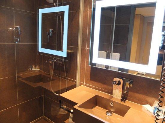 Novotel Moscow City: Bathroom