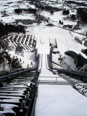 Hakuba Jump Arena: Hakuba Ski Jump