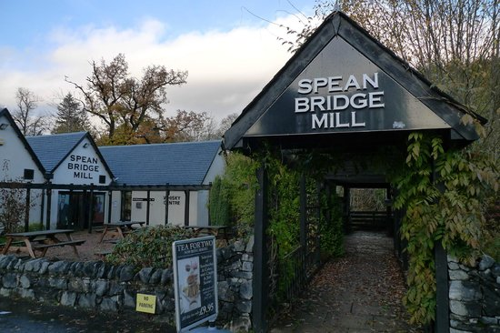 Spean Bridge Mill Cafe