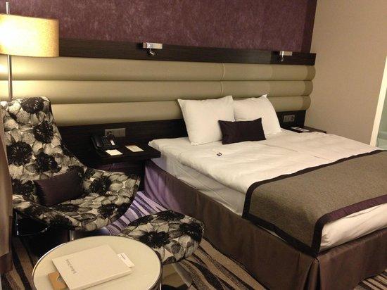 Mövenpick Hotel Lausanne: Literie