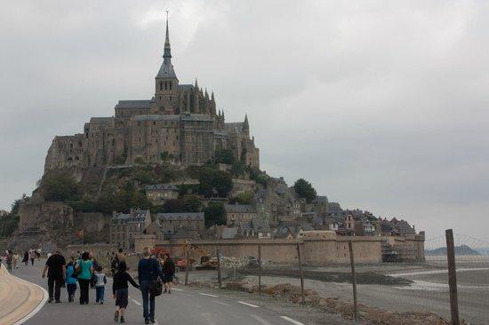 Best Western Le Moulin De Ducey : St. Mont-Michel