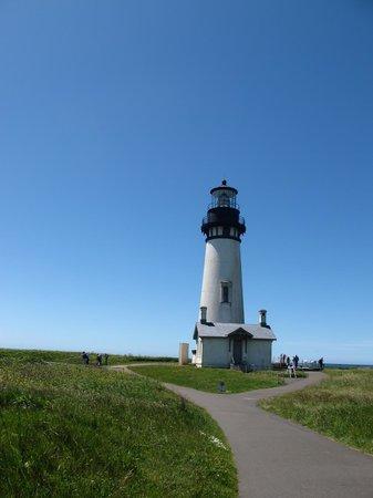 Yaquina Bay Lighthouse: Lighthouse 1