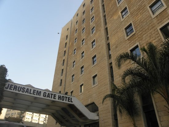 Jerusalem Gate Hotel  |  43 Yirmuyahu St, Jerusalem 94467, Israel