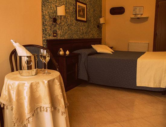 Hotel Tre Stelle: camera doppia uso singola