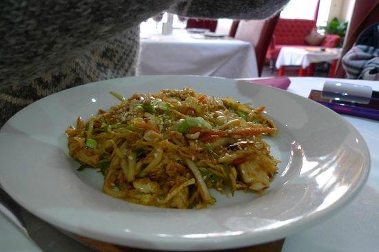 Cafe Mango : thai chicken fried rice