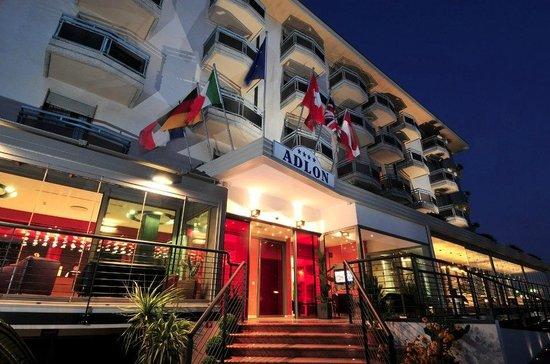 Hotel Adlon: Panoramica