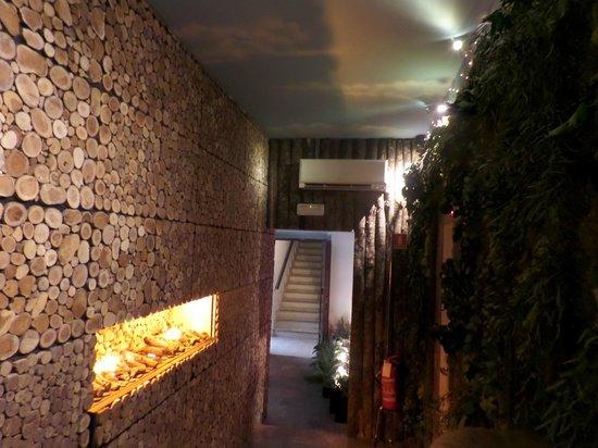 Spagna Royal Suite Rome: feature floor