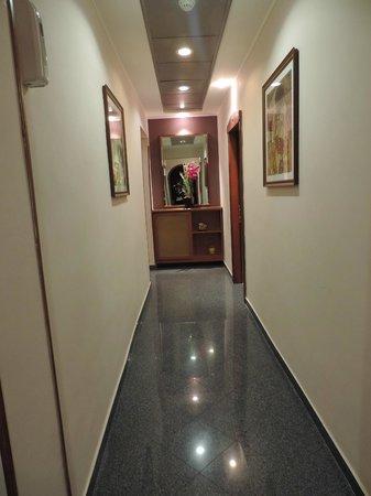 Hotel Ercoli : Hall
