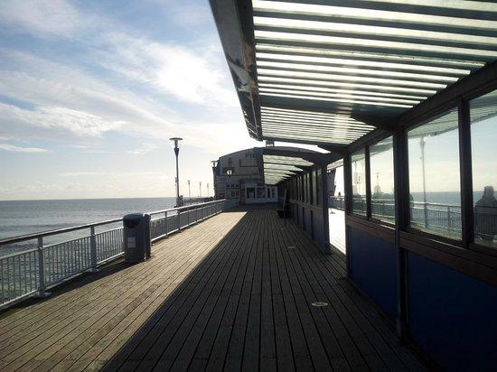 Bournemouth Beach : 2010 December