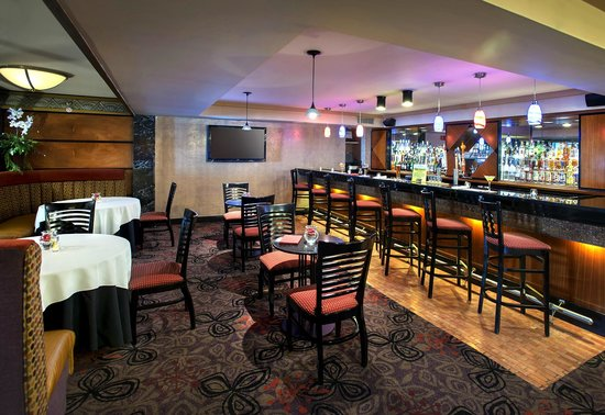Brasserie Americana Restaurant, Bar and Lounge : Bar and Lounge
