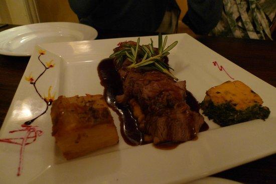 Little Italy: lamb
