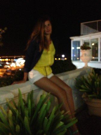 Hotel Amic Horizonte: Бар