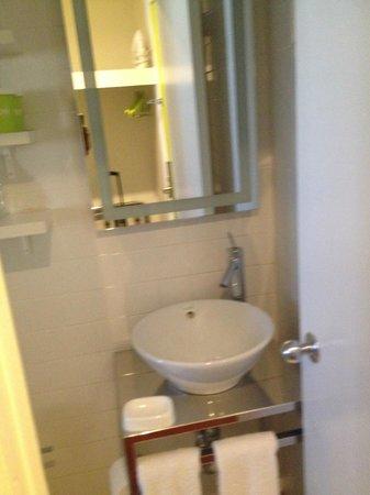 Hudson Hotel New York: Room 533 Bathroom