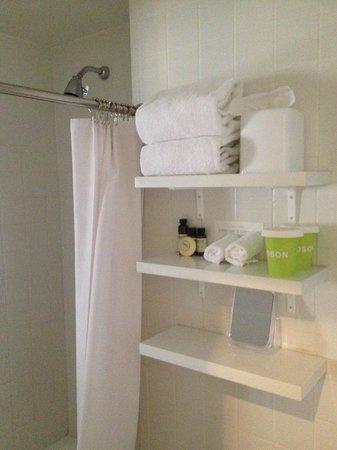 Hudson Hotel New York: 533 Bathroom