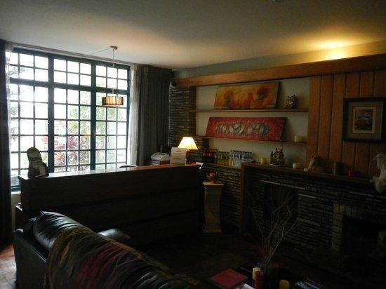 Casa Bella Miraflores : Recepción/Front Desk