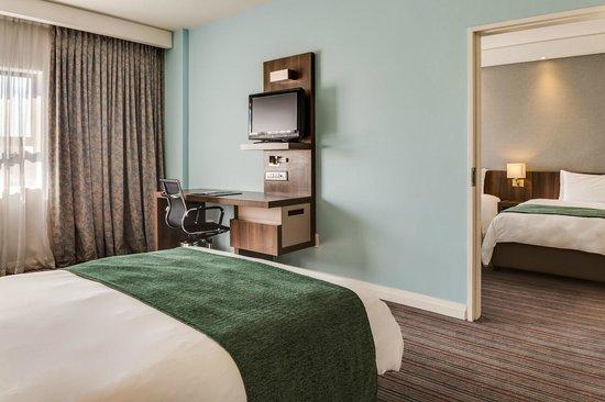 Protea Hotel Roodepoort: Standard room