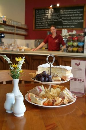 Redcliffe Farm Shop Cafe