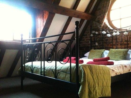 Sanders Yard: top floor bedroom
