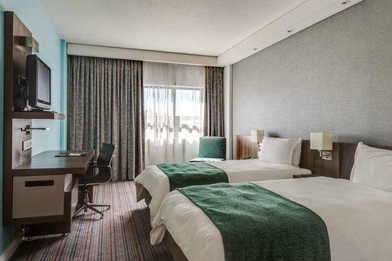 Protea Hotel Roodepoort: Standard twin room