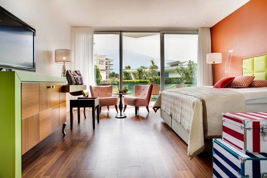 Hotel Eden Roc: Doppelzimmer Gartensicht