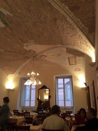 Hotel Fortuna: sala colazione
