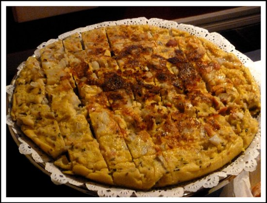 Otoya 1155 Restaurant & Lounge: Spanish Tortilla