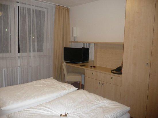 Hotel Vista: удобный номер