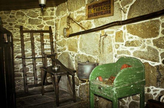 Casa de Arrueiro: Museo