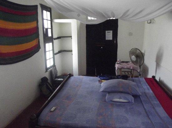 Kilimanjaro Guesthouse: camera della torretta