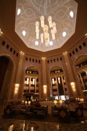 Al Bustan Palace, A Ritz-Carlton Hotel: Hotel Foyer