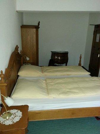 Burghotel Monschau: De kamer