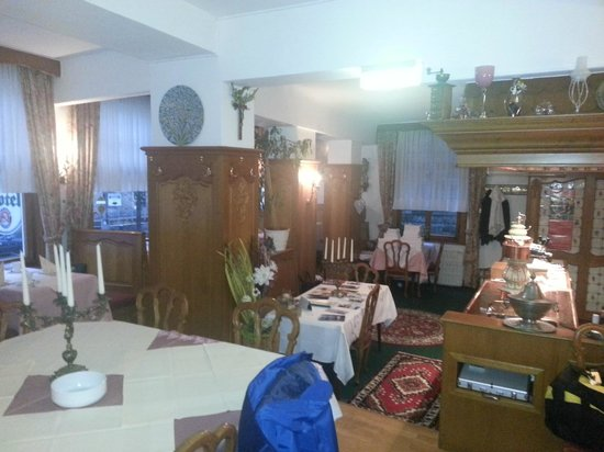 Burghotel Monschau: Hotel van binnen