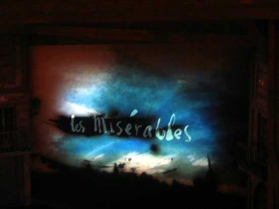 Princess of Wales Theatre: Les Miserables