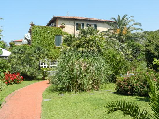 Hotel Villa Maremonti: il giardino