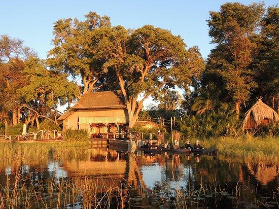 Jacana Tented Safari Camp : Beautiful Jacana Camp