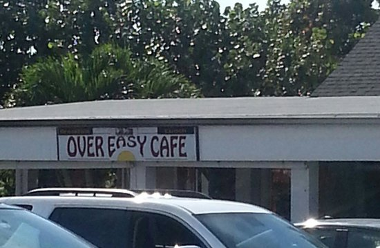 Over Easy Café: Convenient and worth the stop