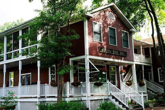 Green Tree Inn, Elsah, Illinois