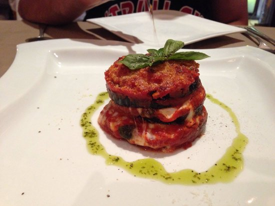 Duomo: Eggplant to die for! ;)