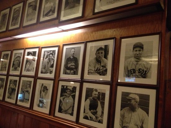 Gallagher's Steak House: Foto celebrità