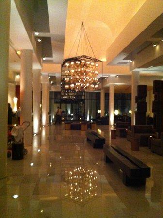 Mövenpick Hotel Gammarth Tunis : The lobby