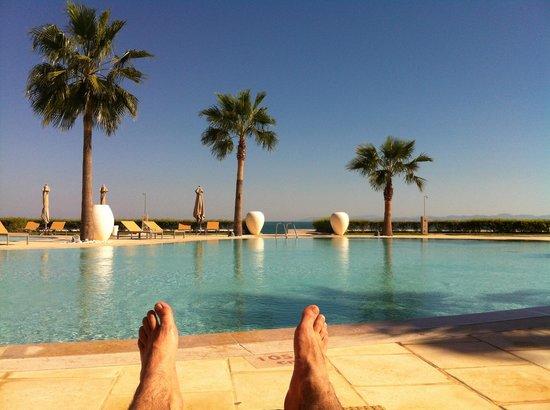 Mövenpick Hotel Gammarth Tunis: The pool