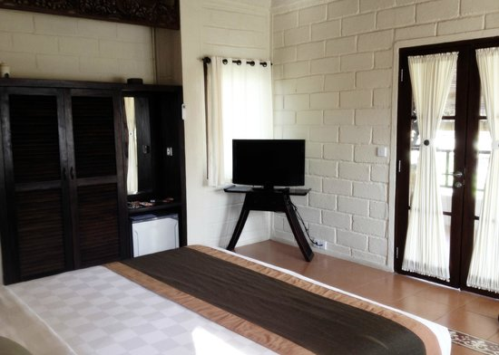 Munari Resort & Spa: Our room on the 2nd level