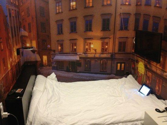 Hotel C Stockholm: Наш номерок
