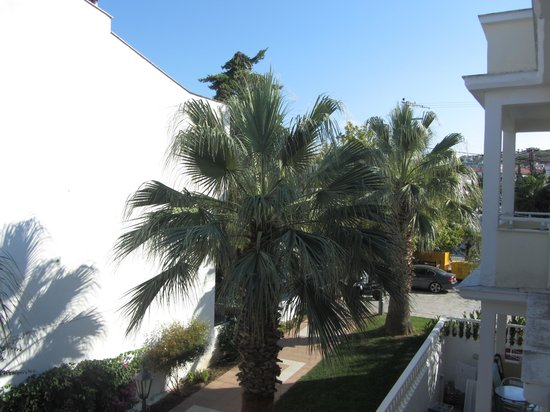 Naias Hotel : Вид с балкона