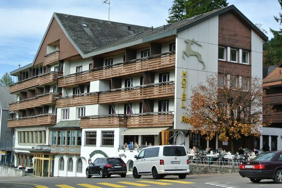 Hotel Hirschen: Picture of Hotel