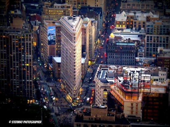 Flatiron Building: vista dal Empire
