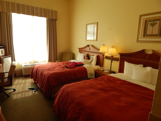 Country Inn & Suites By Carlson, Port Canaveral : Our room